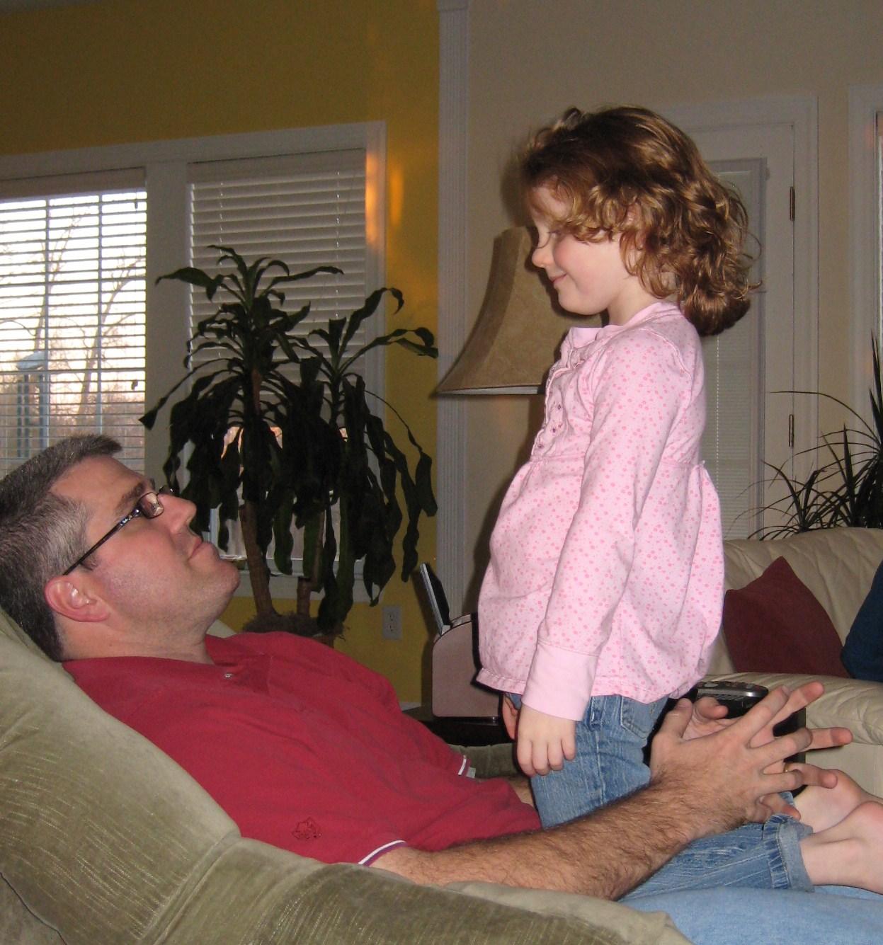 Opinion you my dad spank